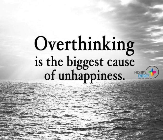 Meme Crush Monday: The Truth About Overthinking