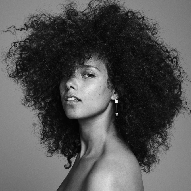 Hopefully Alicia Keys' New Album Will Make People Leave Her 'Blended Family' Alone